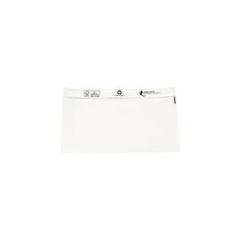 LDPE Begleitpapiertasche DL 240 x 138mm / ohne Druck Premium (PACK=500 STÜCK) Produktbild