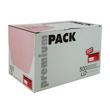 LDPE Begleitpapiertasche DL 240 x 138mm / Lieferschein-Rechnung Premium (PACK=500 STÜCK) Produktbild Additional View 1 S