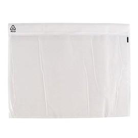 LDPE Begleitpapiertasche transparent C5 240 x 185mm / ohne Druck (PACK=250 STÜCK) Produktbild