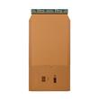 Wellpappe Universal-Versandverpackung B5 braun / IM: 274 x 191 x -80mm AM: 326 x 193 x -92mm Produktbild