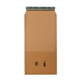 Wellpappe Universal-Versandverpackung braun / C4+ / IM: 335x275x-80mm AM: 387x280x-92mm Produktbild