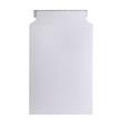 Vollpappe Versandtasche A4+ weiß / IM: 237 x 342 x -30mm AM: 248 x 350 x -32mm Produktbild