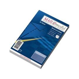 Briefumschlag ohne Fenster C6 114x162mm selbstklebend 72g weiß (PACK=25 STÜCK) Produktbild