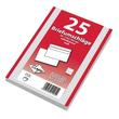 Briefumschlag ohne Fenster C6 114x162mm selbstklebend 72g weiß (PACK=25 STÜCK) Produktbild Additional View 2 S