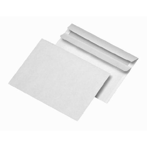 Briefumschlag ohne Fenster C6 114x162mm selbstklebend 72g weiß (PACK=25 STÜCK) Produktbild Additional View 4 L