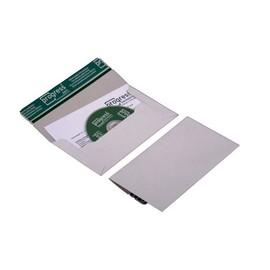 Vollpappe CD Mailer DL weiß IM: 218 x 122mm / AM: 225 x 125mm ohne Fenster Produktbild