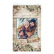 Faltenbeutel Winterfreude Pur 17x5x28cm 40g weiß Trendstar (PACK=1000 STÜCK) Produktbild