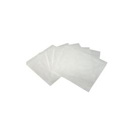 Imbissbeutel Kraftpapier 2 Seiten offen 16x16cm weiß (PACK=2000 STÜCK) Produktbild