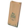 Faltenbeutel natürlich lecker braun Recyclingpapier 35g 14x8x32cm (PACK=1000 STÜCK) Produktbild Additional View 1 S