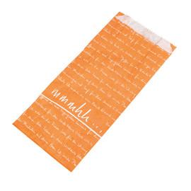 Faltenbeutel mmmhh 12x8x38cm 35g orange (PACK=1000 STÜCK) Produktbild