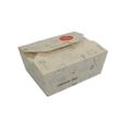 Mealbox Nr. 8 mit Deckel Greet Leo 850ml 162x132x64mm weiß (KTN=180 STÜCK) Produktbild