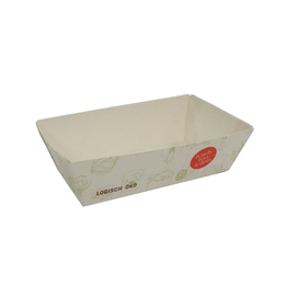 Snacktray offen S Greet 130x65x45mm / weiß (KTN=880 STÜCK) Produktbild