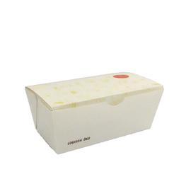 Snackbox mit angehängtem Deckel S Greet 127x65x55mm / weiß (KTN=480 STÜCK) Produktbild