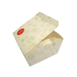 Mealbox mit angehängtem Deckel M Greet 110x110x65mm / weiß (KTN=360 STÜCK) Produktbild