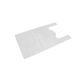 ND Hemdchentasche / 24x11x40cm / 14µ / weiß / geblockt (KTN=2000 STÜCK) Produktbild