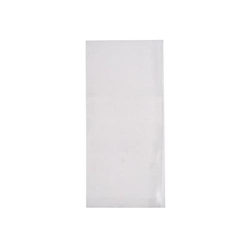 LDPE Flachbeutel transparent 180 x 380mm / 100µ mit Seitennaht (KTN=1000 STÜCK) Produktbild Front View L