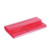 LDPE Flachbeutel rosa antistatisch / 300 x 400mm / 50µ mit Warndruck Produktbild