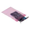 LDPE Druckverschlussbeutel rosa 150 x 220mm / 80µ /MINIGRIP/antistatisch (KTN=1000 STÜCK) Produktbild Additional View 1 S