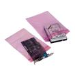 LDPE Druckverschlussbeutel rosa 150 x 220mm / 80µ /MINIGRIP/antistatisch (KTN=1000 STÜCK) Produktbild
