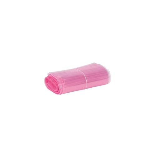 LDPE Druckverschlussbeutel rosa 150 x 220mm / 80µ /MINIGRIP/antistatisch (KTN=1000 STÜCK) Produktbild Additional View 5 L