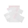 LDPE Druckverschlussbeutel transparent 120 x 180mm / 60µ / MINIGRIP/Stempelfeld (KTN=1000 STÜCK) Produktbild Additional View 1 S