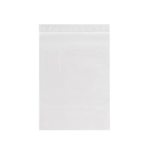 LDPE Druckverschlussbeutel transparent 280 x 400mm / 50µ (KTN=1000 STÜCK) Produktbild