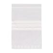 LDPE Druckverschlussbeutel transparent 160 x 220mm / 50µ / Stempelfeld (KTN=1000 STÜCK) Produktbild