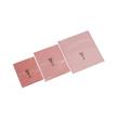 LDPE Flachbeutel rosa 150 x 225mm / 100µ / antistatisch (PACK=100 STÜCK) Produktbild