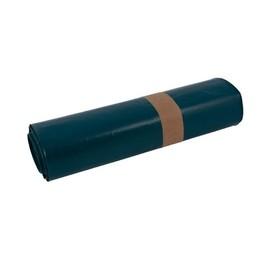 Müllsäcke 120l / 60µ / 700x1100mm / blau / LDPE / Standard (RLL=25 STÜCK) Produktbild