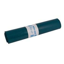 Müllsäcke 800x1000mm 120l 45my blau Premium (RLL=25 STÜCK) Produktbild