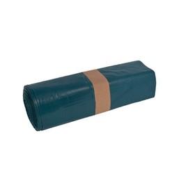 Müllsäcke 160l / 35µ / 700+200x1100mm / blau / LDPE / Standard (RLL=25 STÜCK) Produktbild