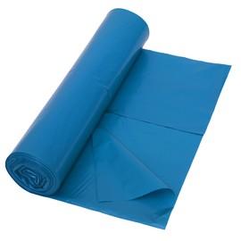 Müllsäcke 120l / 100µ / 700x1100mm / blau / Premium (KTN=150 STÜCK) Produktbild