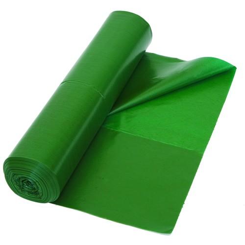 Müllsäcke 700x1100mm 120l 39my grün Premium (RLL=25 STÜCK) Produktbild Additional View 1 L