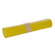 Müllsäcke 120l / 39µ / 700x1100mm / gelb / Premium Typ60 (RLL=25 STÜCK) Produktbild