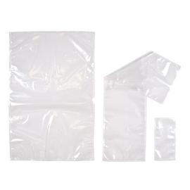 Vakuum-Siegelrandbeutel 130x230mm / 90µ / transparent (PACK=100 STÜCK) Produktbild