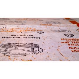 Secarerolle Bäckerhandwerk 50cm weiß 35g (RLL=10 KILOGRAMM) Produktbild