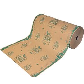 Secarerolle natürlich lecker braun Recyclingpapier 35g 50cm (RLL=10 KILOGRAMM) Produktbild