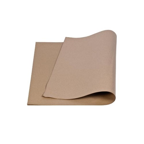 einschlagpapier 1 4 bogen 37 5x50cm 45g braun brutto f r. Black Bedroom Furniture Sets. Home Design Ideas