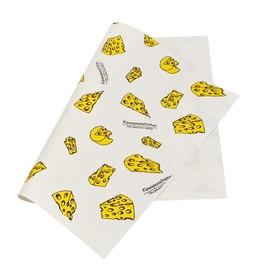 Top-Frisch Papier mit Folie 32x40cm Neutraldruck Käse (KTN=12,5 KILOGRAMM) Produktbild