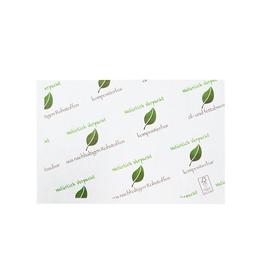Biofrisch SYNA 50g / 1/8 Bogen 25x38cm / fettdicht / nassfest / kompostierbar Einschlagpapier (KTN=12,5 KILOGRAMM) Produktbild