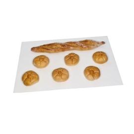 Backtrennpapier 40x60cm weiß gebleicht (KTN=500 STÜCK) Produktbild