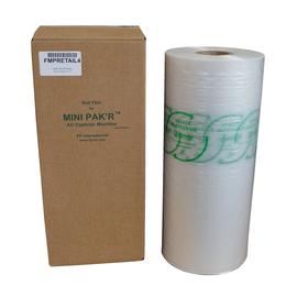 HDPE Luftkissenfolie für MINI PAK R Retail 200x130mm 23my HD 2.3 / 425lfm / 3m³ Produktbild