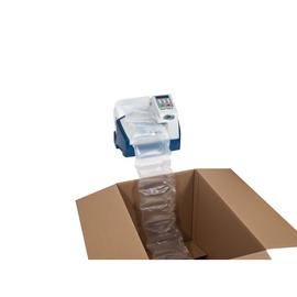HDPE Luftkissenfolie Double Cushion für MINI PAK R Retail 400x150mm 35my / HD 3.5 / 250lfm / 4.5m³ Produktbild