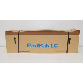 PadPak LC Papier 90 Recycling 300m / 90g A502973 (PACK=300 METER) Produktbild