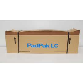 PadPak LC Papier 90 Recycling 300m / 90g A502976 (PACK=300 METER) Produktbild