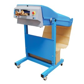 PadPak LC Papierpolstermaschine Schneide-Konverter Abmessung: 83x76/110x149-188/127-166cm Produktbild