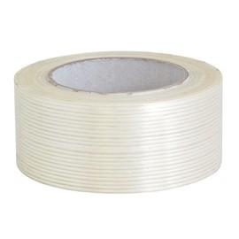 PP Filamentband transparent 50mm x 50m / 30µ / MONTA 351 (RLL=50 METER) Produktbild