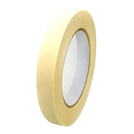 Papier Kreppklebeband 9mmx50m RK510 chamois (RLL=50 METER) Produktbild