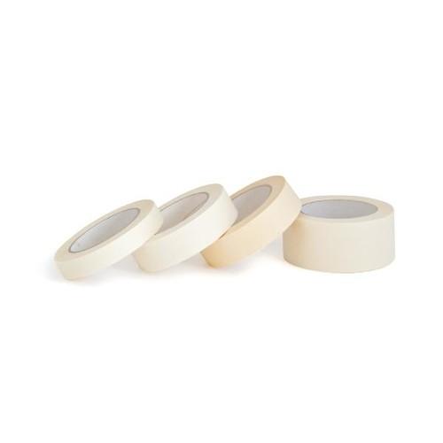 Kreppklebeband chamois 19mm x 50m (RLL=50 METER) Produktbild Additional View 2 L