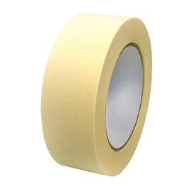 Kreppklebeband chamois 38mm x 50m (RLL=50 METER) Produktbild